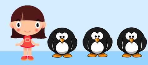Belle's Penguins for Windows 8'